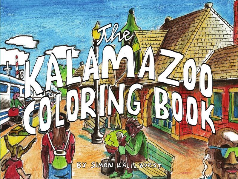 The Kalamazoo Coloring Book Bookbug