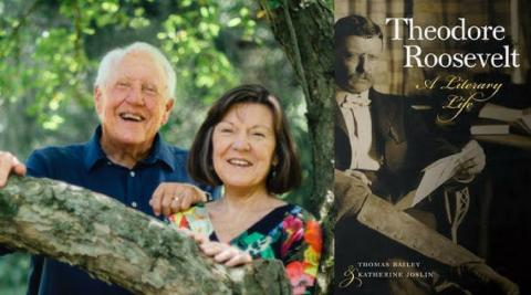 Dr. Thomas Bailey and Dr. Katherine Joslin